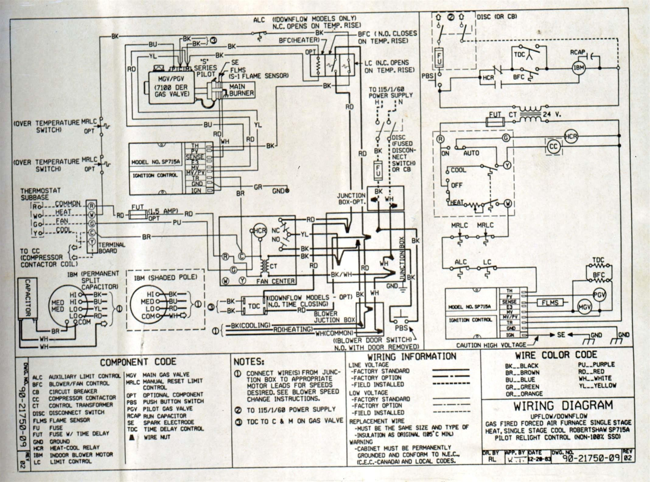 Airtemp Heat Pump Wiring Diagram Collection