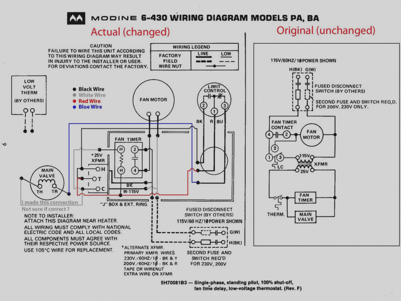 Diagram  Old Wiring Diagram Furnace Blowers Full Version