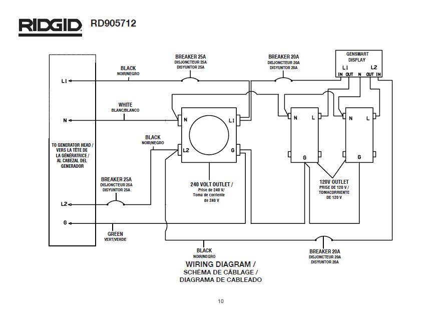 ridgid 300 switch wiring diagram Download-RD Wiring Diagram RD Wiring Diagram 1-s