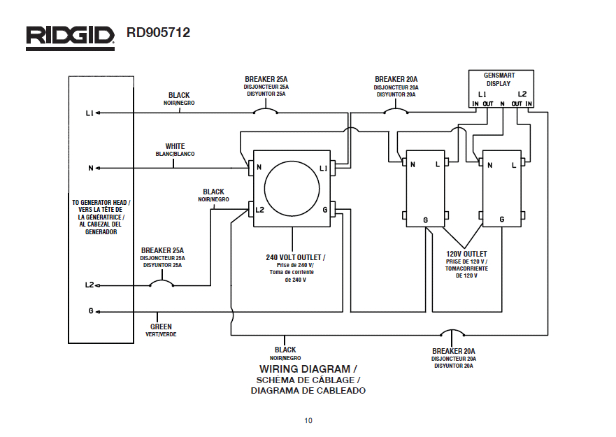 old ridgid 300 switch wiring gauge diagram car fuse box wiring rh suntse de