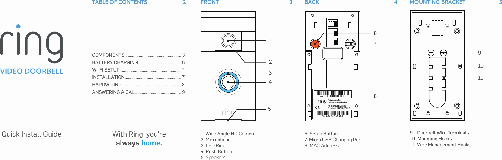 Ring Doorbell Wiring Diagram Sample A Honeywell
