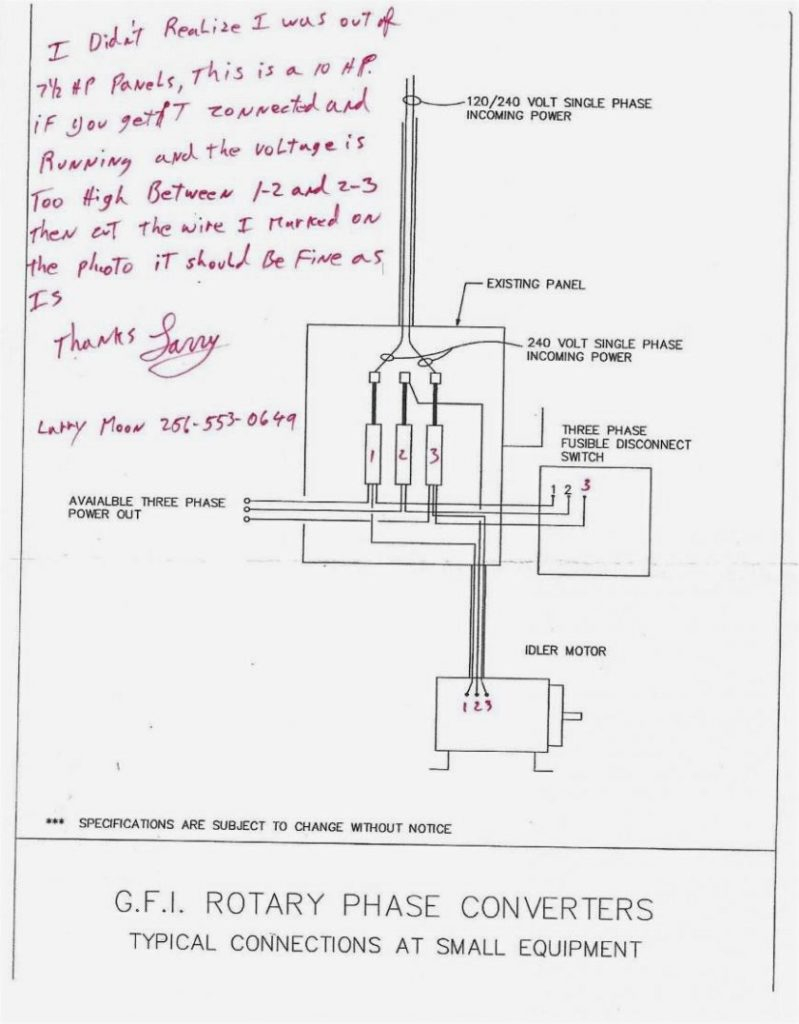 ronk phase converter wiring diagram Collection-Ronk Phase Converter Wiring Diagram 7 8-j