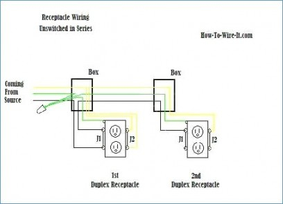 rope light wiring diagram Collection-Unique Outdoor Light with Gfci Outlet 14-k