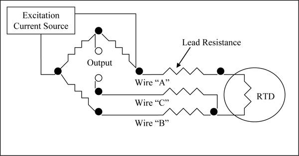 rtd pt100 3 wire wiring diagram gallery