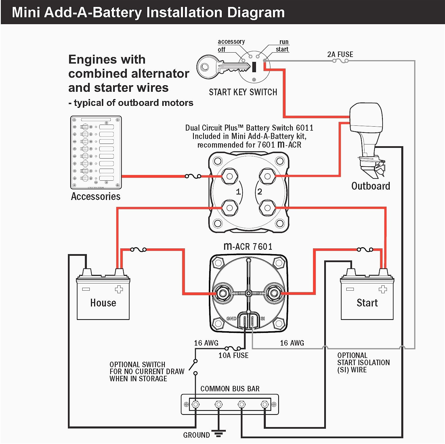 rv battery disconnect switch wiring diagram Download-Wiring Diagram For Alternator To Battery Inspirationa Awesome Rv Battery Disconnect Switch Wiring Diagram Wiring 1-c