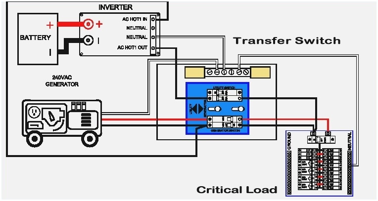rv transfer switch wiring diagram Collection-Generac 200 Amp Transfer Switch Wiring Diagram Best s Rv Transfer Switch Wiring Diagram Wiring solutions 16-l