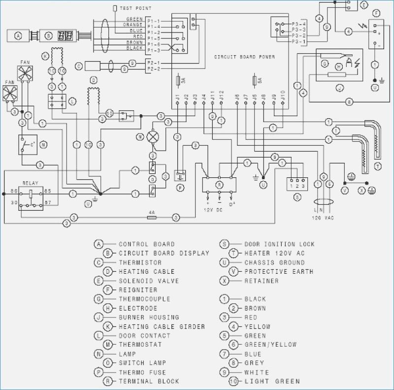 safety circuit wiring diagram sample