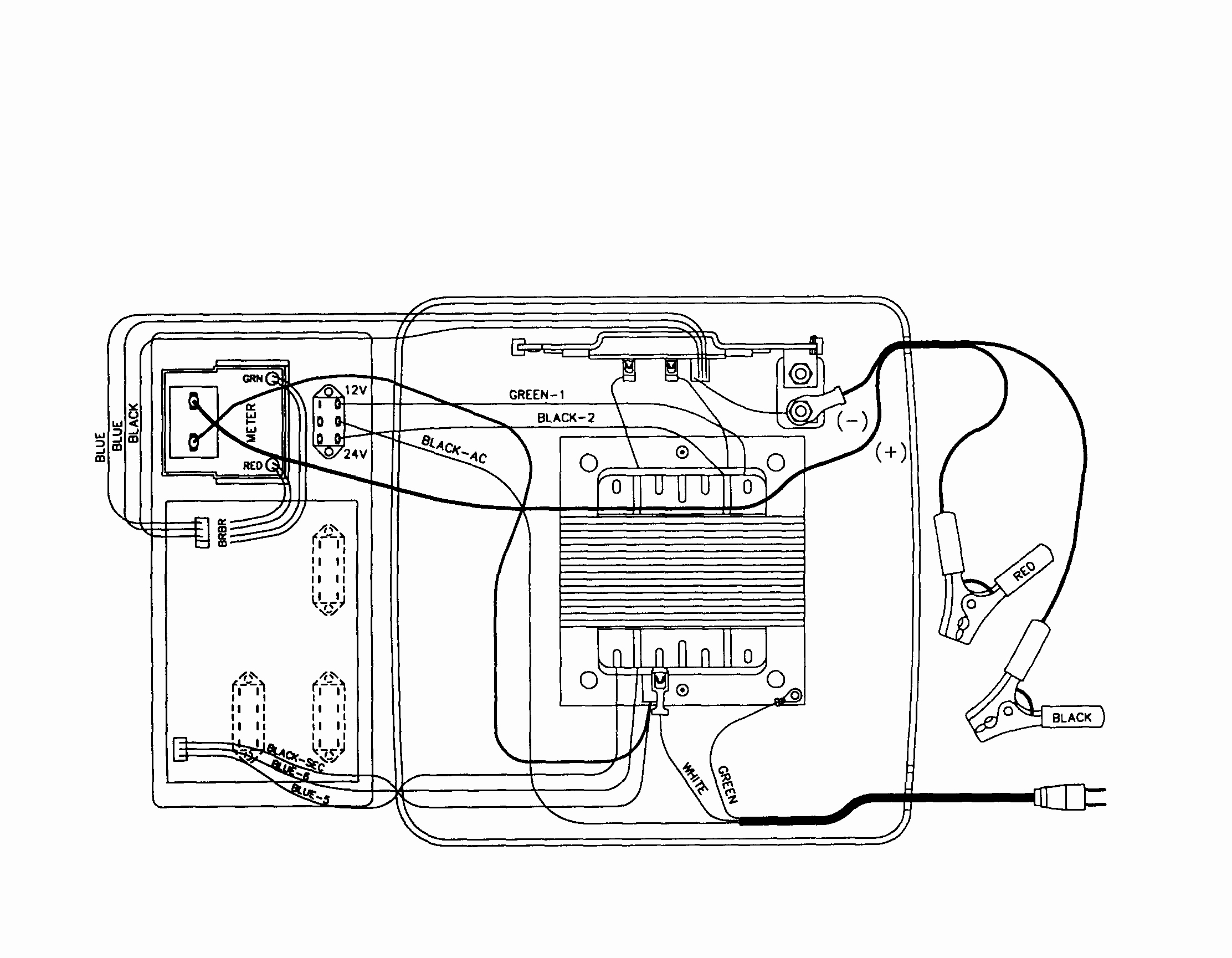 schumacher battery charger se 82 6 wiring diagram gallery wiring