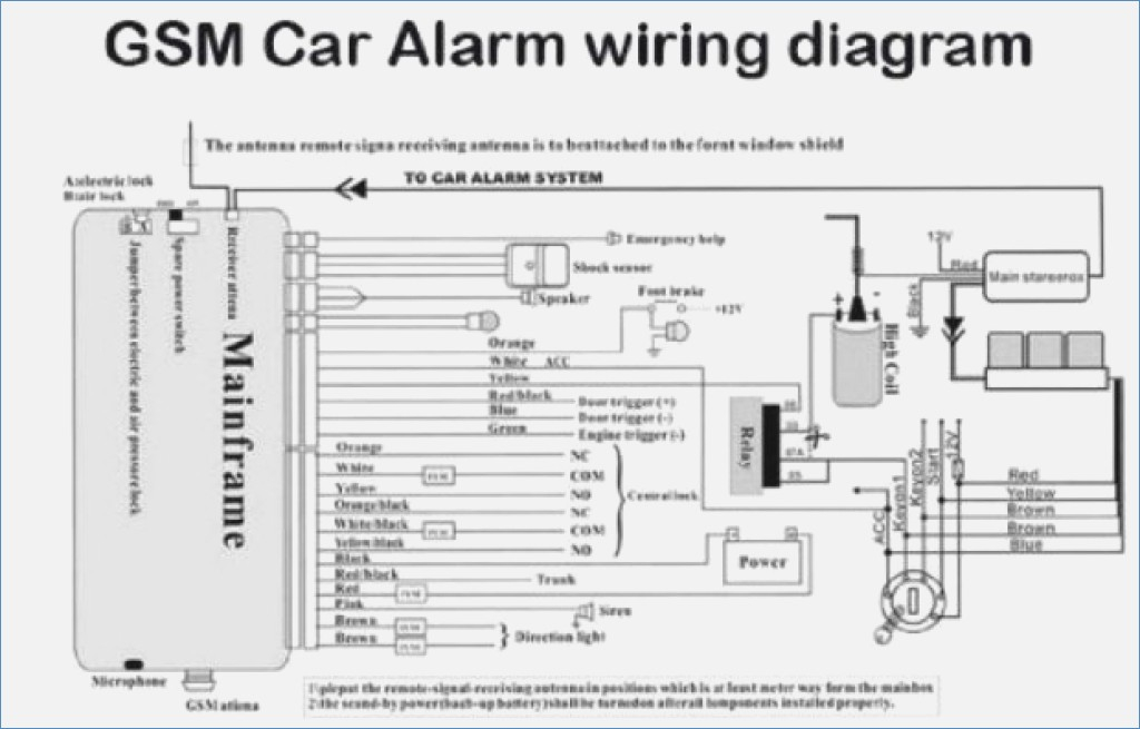 Stupendous Scooter Alarm Wiring Diagram Sample Wiring Diagram Sample Wiring Cloud Hisonuggs Outletorg