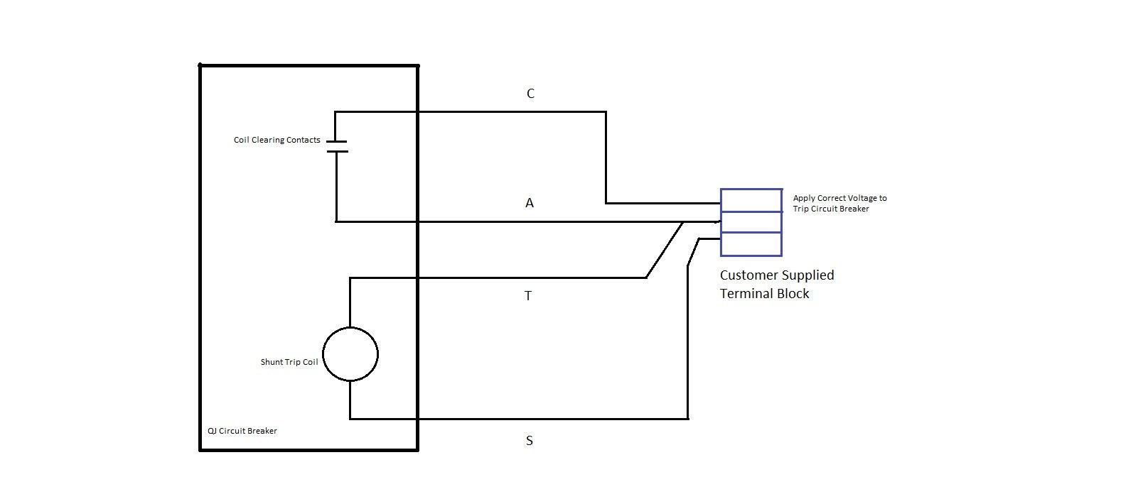 shunt breaker wiring diagram Collection-Circuit Breaker Schematic Diagram Nice Siemens Shunt Trip Breaker Wiring Diagram Elvenlabs 34 Stunning Circuit 1-b