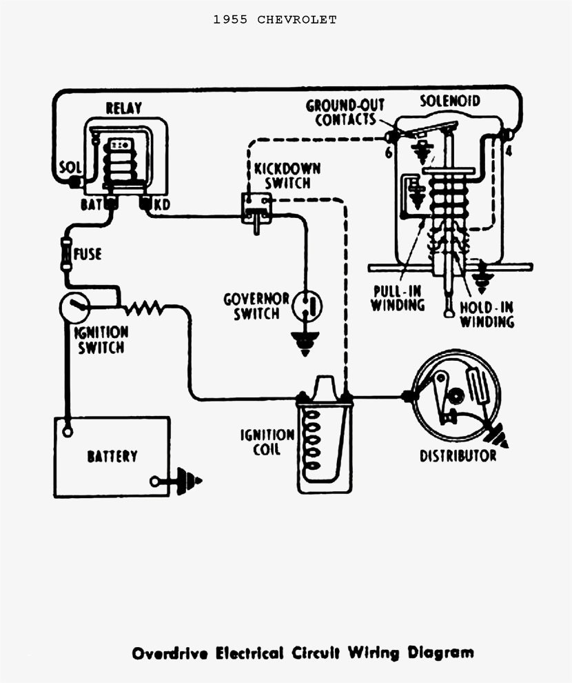 1986 ford pickup turn signal switch schematic