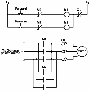 single phase motor starter wiring diagram Collection-x01 7-r