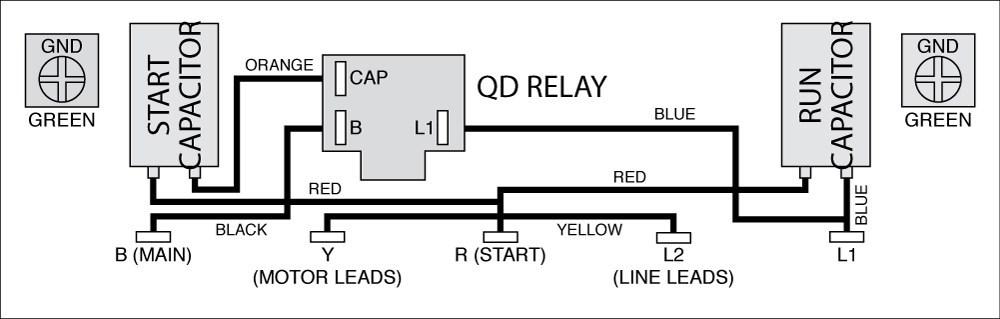 single phase submersible pump starter wiring diagram Collection-Single Phase Submersible Motor Starter Wiring Diagram Explanation Submersible Motor Starter Wiring impremedia 16-c