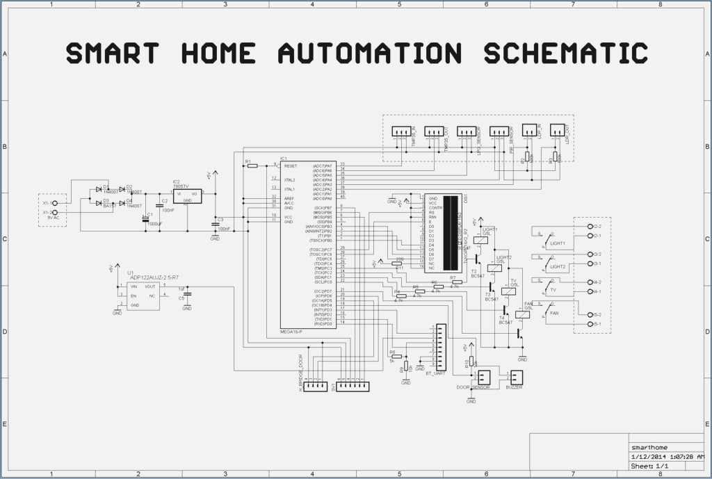 smart home wiring diagram pdf collection