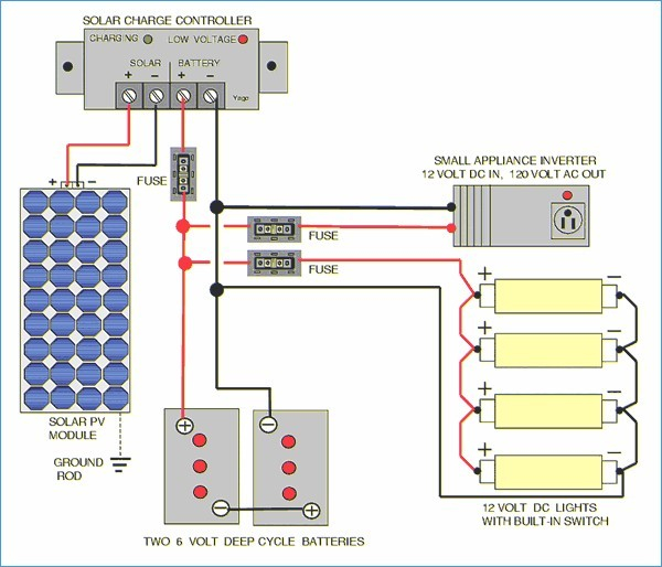 solar battery bank wiring diagram Download-Solar Panel Wiring Diagram – bestharleylinksfo 1-k