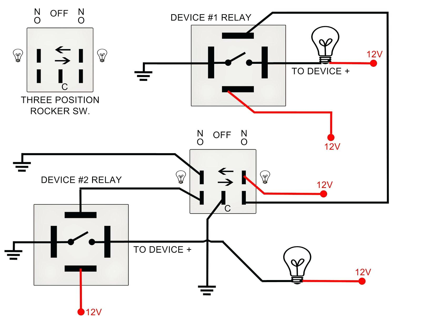 spdt toggle switch wiring diagram Download-Led Rocker Wiring Diagram New Toggle Switch 20-s