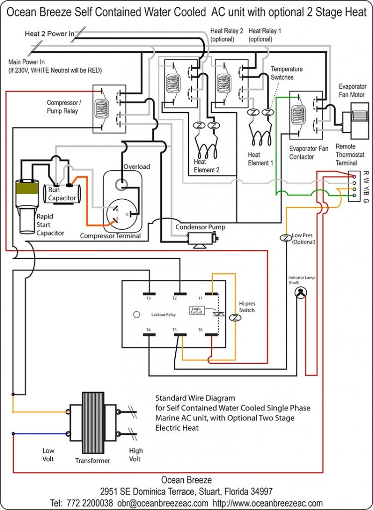 Split Air Conditioner Wiring Diagram Sample Wiring Diagram Sample