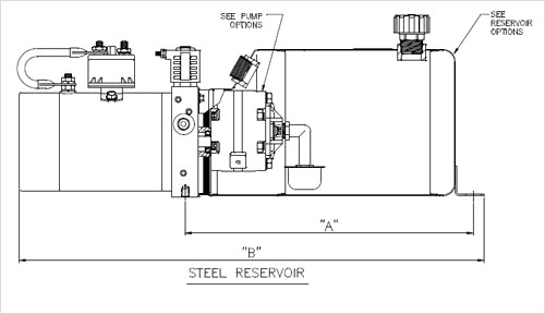 spx stone hydraulic pump wiring diagram Download-Spx Stone Hydraulic Pump Wiring Diagram Pertaining To Dc 41dt 12v Solenoid Operated Power Up 1-h