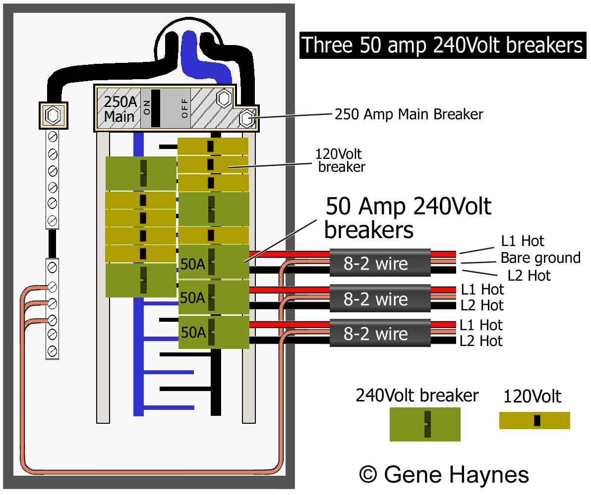 Square D Breaker Box Wiring Diagram Gallery Sample 2 120 Volt Collection How To Wire Tankless Electric Water Heater Fine Download