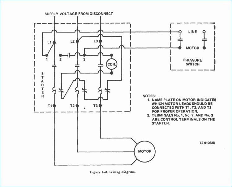 Square d combination starter wiring diagram collection