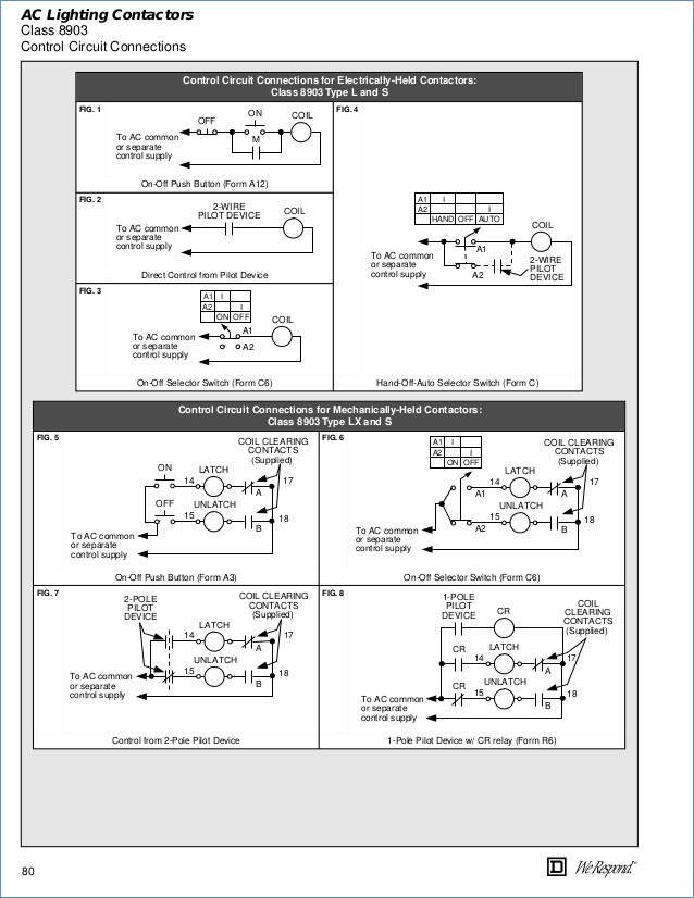 square d lighting contactor wiring diagram square d motor starter sizing chart - impremedia.net #15