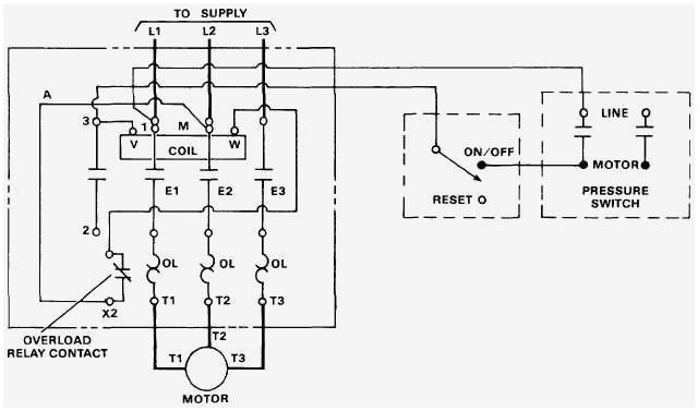 Square D Relay Wiring Diagram Download Wiring Diagram Sample