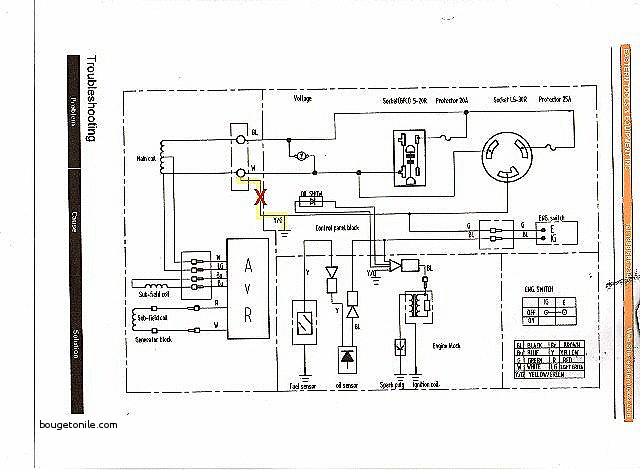 standby generator wiring diagram Collection-How to Install Portable Generator to House Wiring Lovely Stunning Portable Generator Wiring Diagram S Everything 10-g
