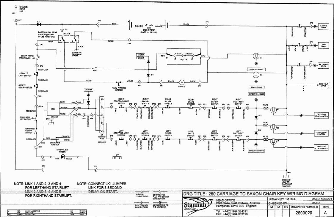 Porch Lift Wiring Diagram Page 3 And Schematics Car Hoist Stannah 420 Sample Rh Faceitsalon Com Maxon
