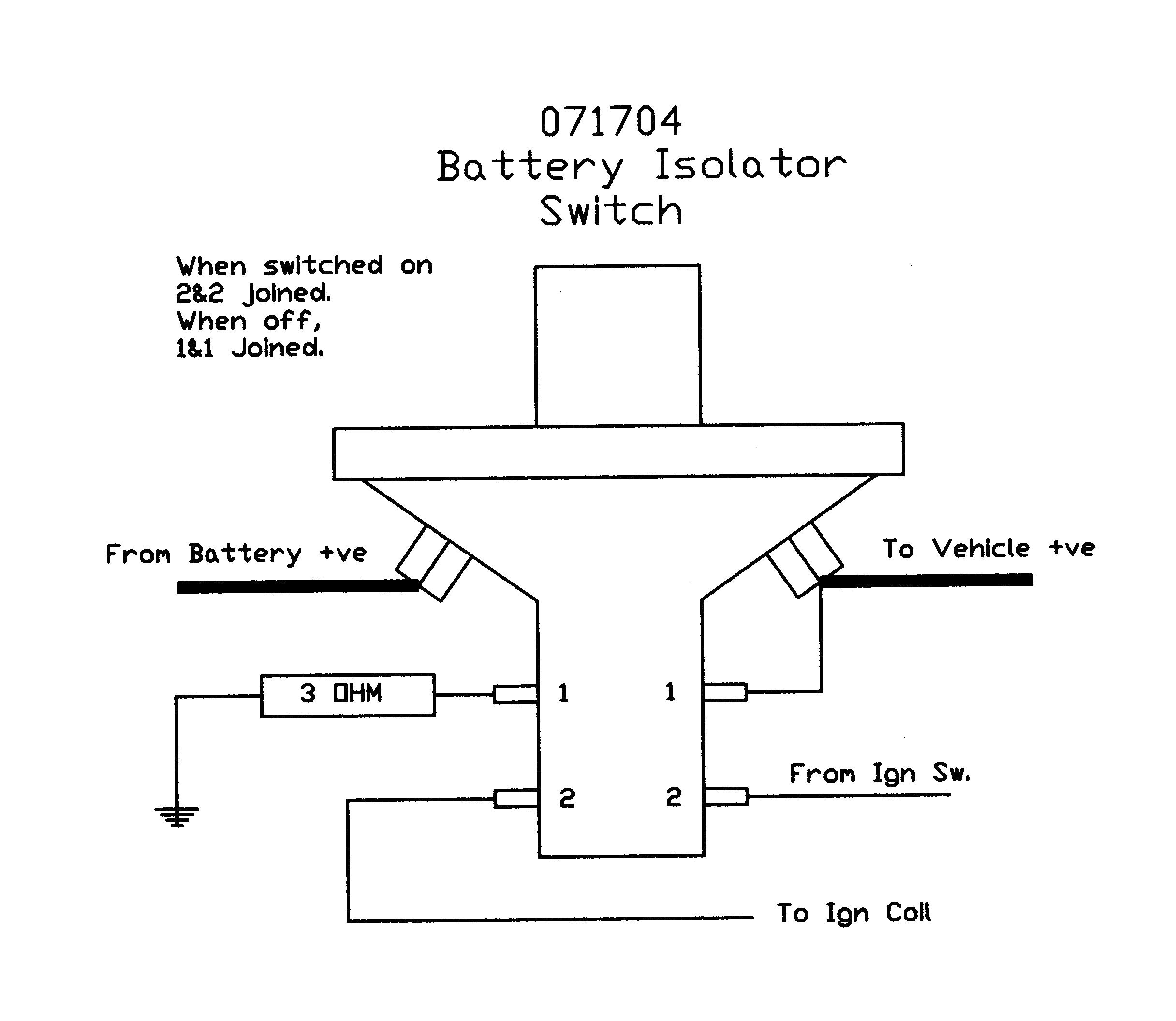 stinger battery isolator wiring diagram Collection-Battery isolator Wiring Diagram Unique Boattery isolator Switch Wiring Diagram Dual Marine Disconnect Boat 4-i