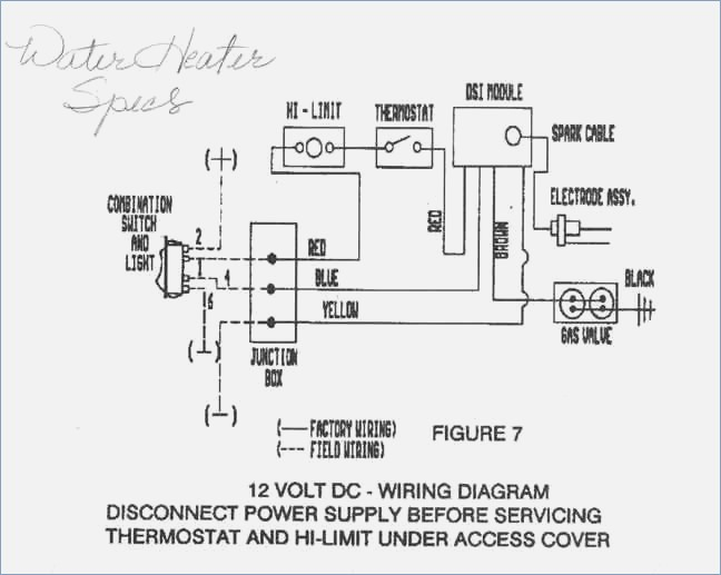 suburban water heater wiring diagram Download-Atwood Water Heater Wiring Diagram Elegant atwood Gas Water Heater Wiring Diagram somurich 16-c