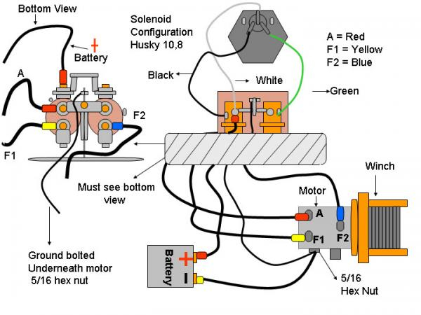 superwinch x3 wiring diagram Collection-Here is the wiring diagram for a Superwinch Husky Winch 10-r