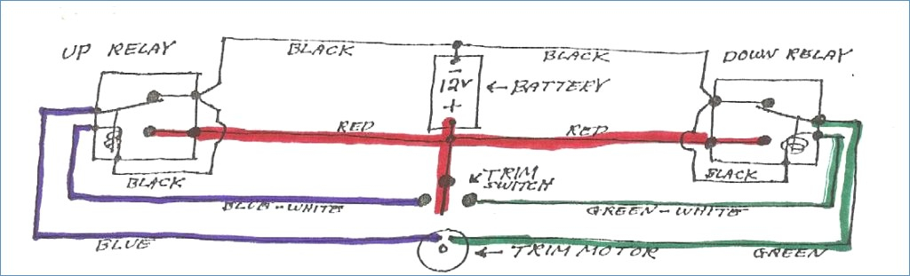 suzuki df140 wiring diagram Download-Awesome Wiring Diagram Engine Tilt And Trim Suzuki Df Best 8-a