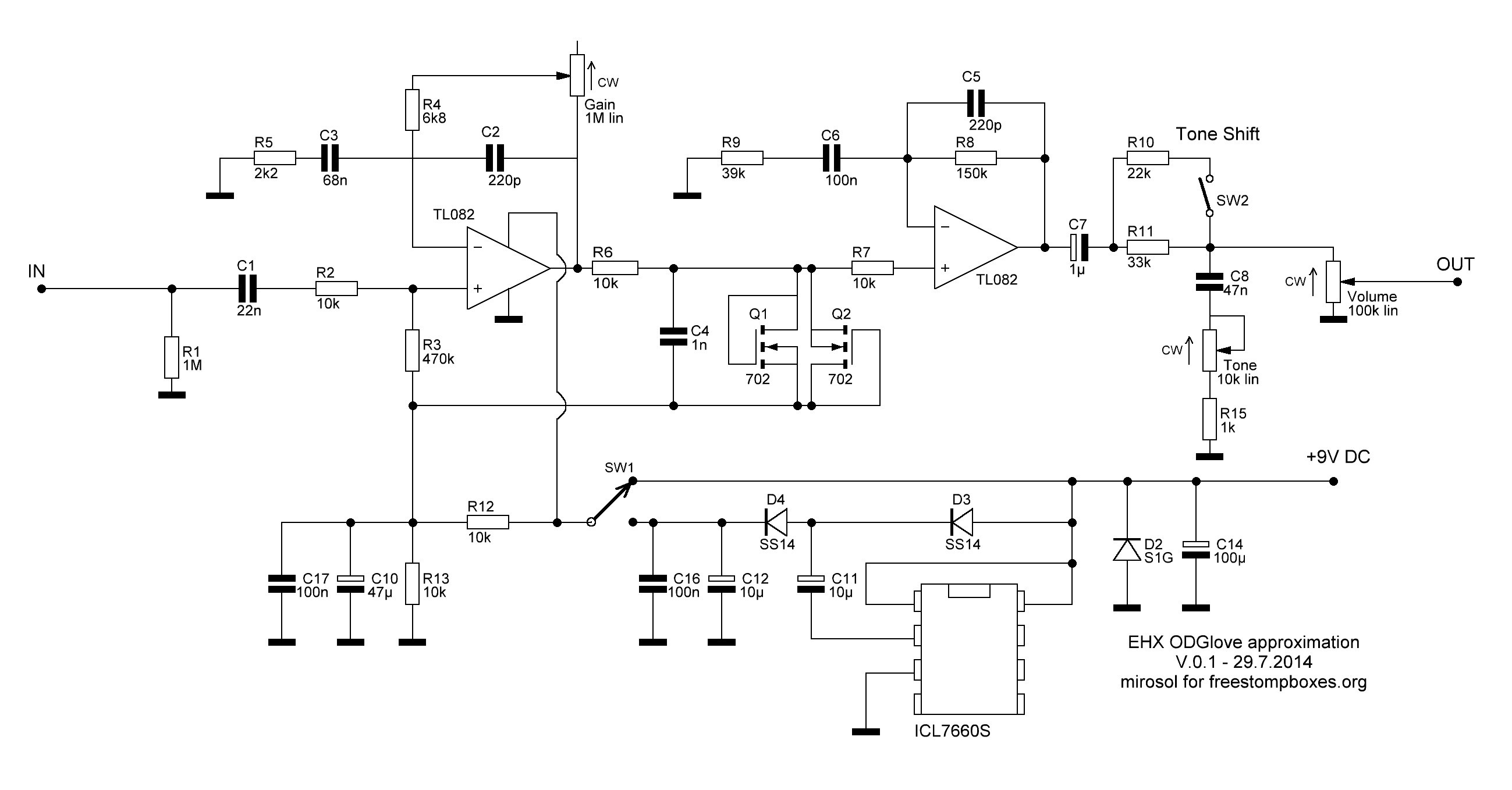 t 49f wiring diagram Download-Mosrite Guitar Wiring Diagram New Perf And Pcb Effects Layouts Electro Harmonix Od Glove 11-p