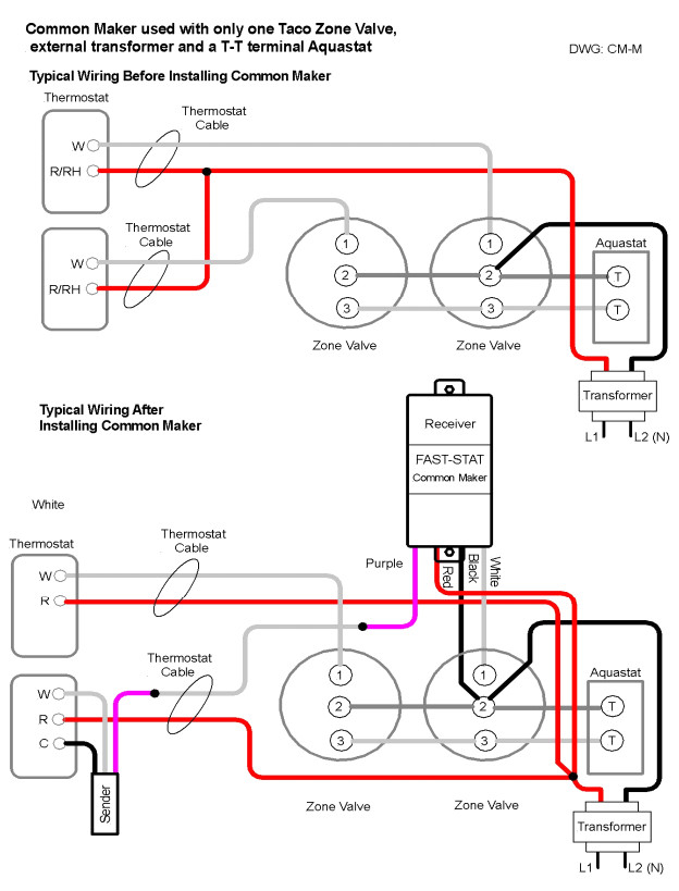 taco 3 wire zone valve wiring diagram gallery wiring diagram sample rh faceitsalon com taco zone valve wiring diagram taco sentry zone valve wiring diagram