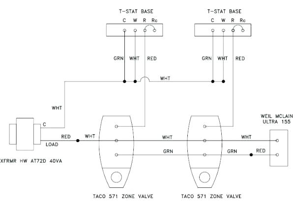taco 571 zone valve wiring diagram Download-wiring diagram software mac 2 zone valve life style by taco sr502 switching relay configuration adding 13-r