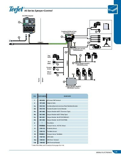 Teejet 744a 3 Wiring Diagram Gallery