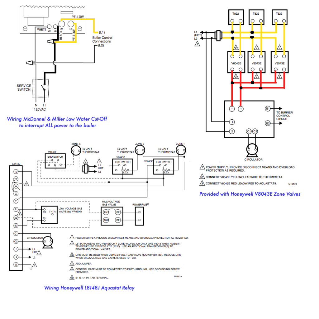 Taco Wiring Diagrams Schematic 19621964 Gt Hawk Tachometer Diagram Tekmar 256 Gallery Sample 3 Wire Zone Valve