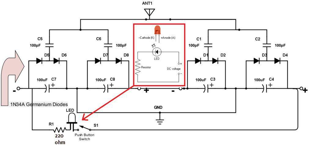 tesla wiring diagram Download-Tesla Free Energy Air Circuit Design and Testing 17-l