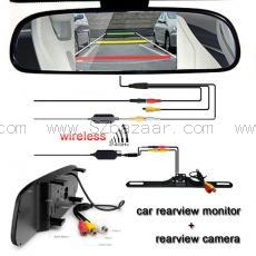 Tft Lcd Monitor Reversing Camera Wiring Diagram Gallery Wiring
