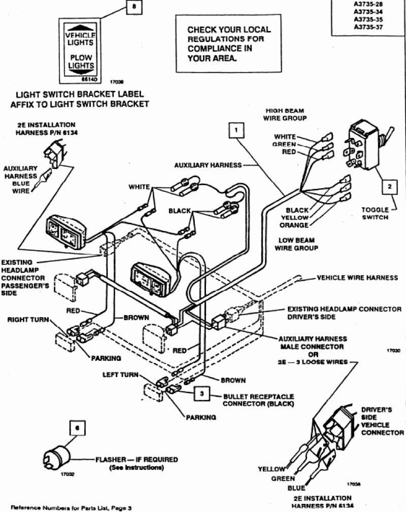 The Boss    Snow Plow       Wiring       Diagram    Gallery      Wiring       Diagram