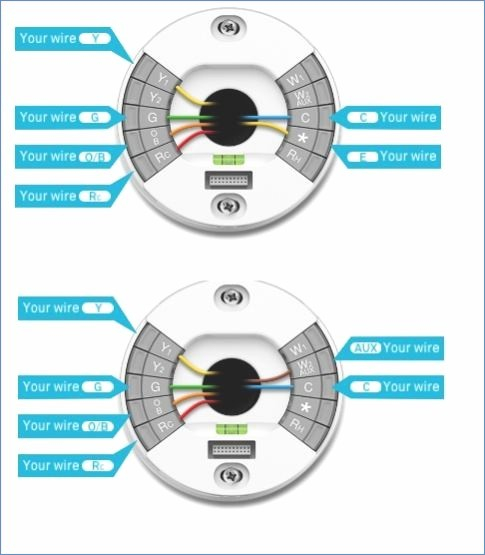 the nest thermostat wiring diagram Collection-How to Install Nest thermostat with 2 Wires Lovely Wiring Diagram for A Nest thermostat 4-o