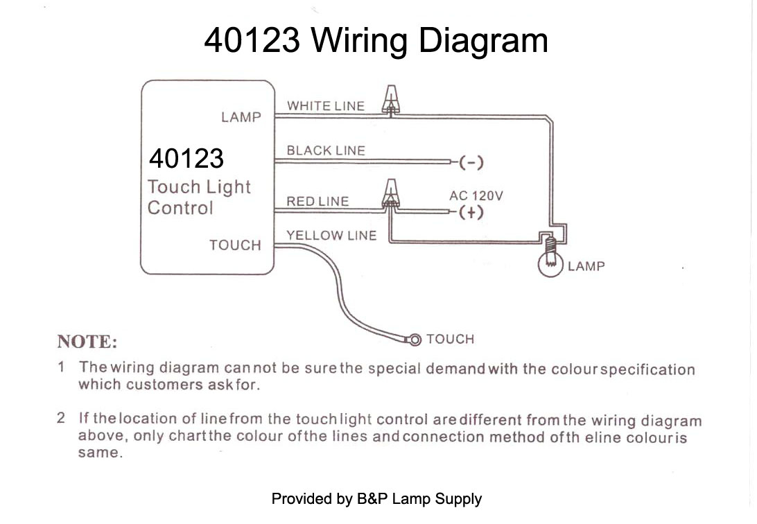 touch dimmer wiring diagram Collection-Wiring Instructions 4-e. DOWNLOAD. Wiring Diagram ...
