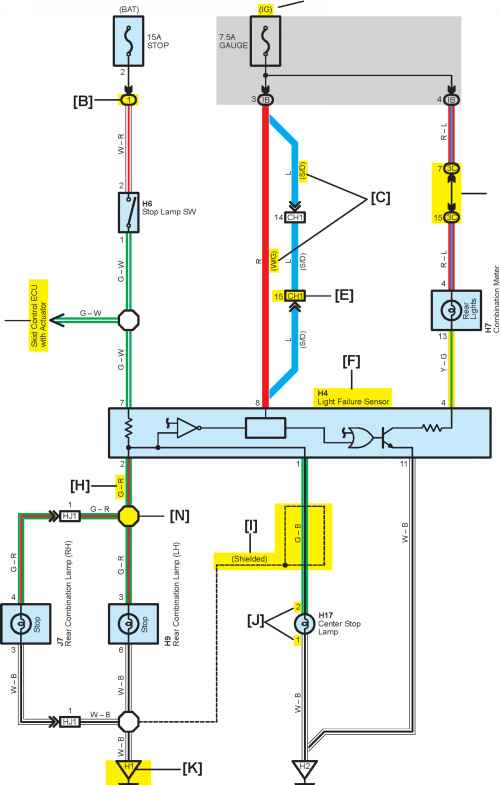 2015 toyota camry fog lamp diagram wiring diagram services u2022 rh wiringdiagramguide services 2000 Toyota Camry Timing Belt Diagram 2000 Toyota Camry Timing Belt Diagram