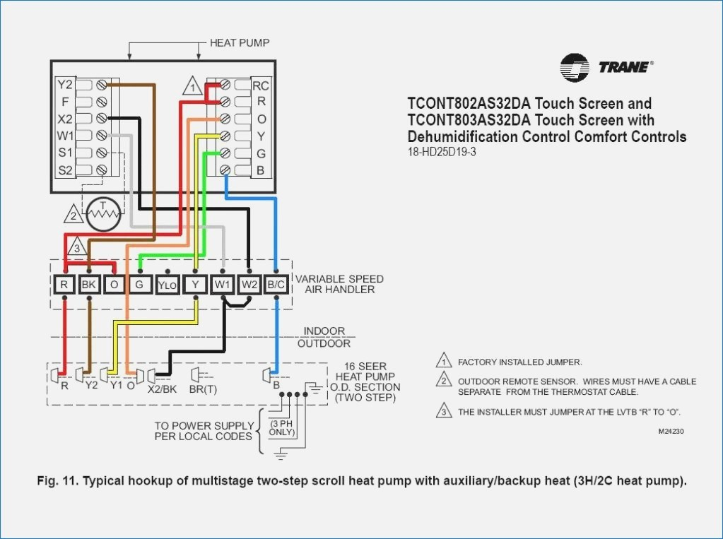 Trane Cleaneffects Wiring Diagram Gallery
