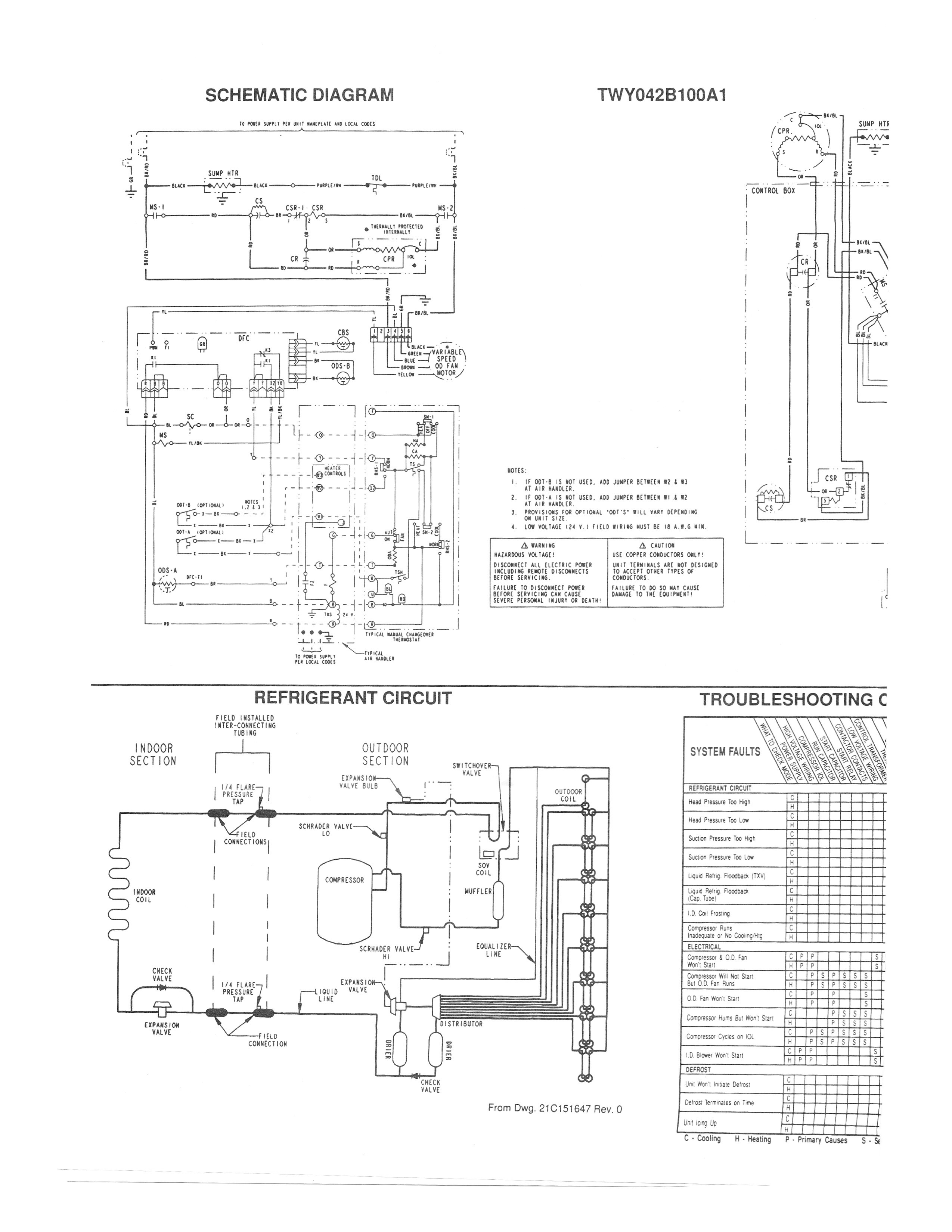 trane unit heater wiring diagram Download-Wiring Diagram For Ac Unit Thermostat Fresh Trane Hvac Wiring Diagrams Schematics With Air Conditioner Diagram 11-b
