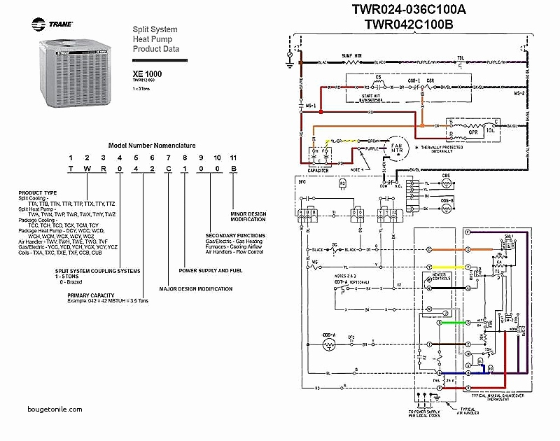 trane wsc060 wiring diagram download