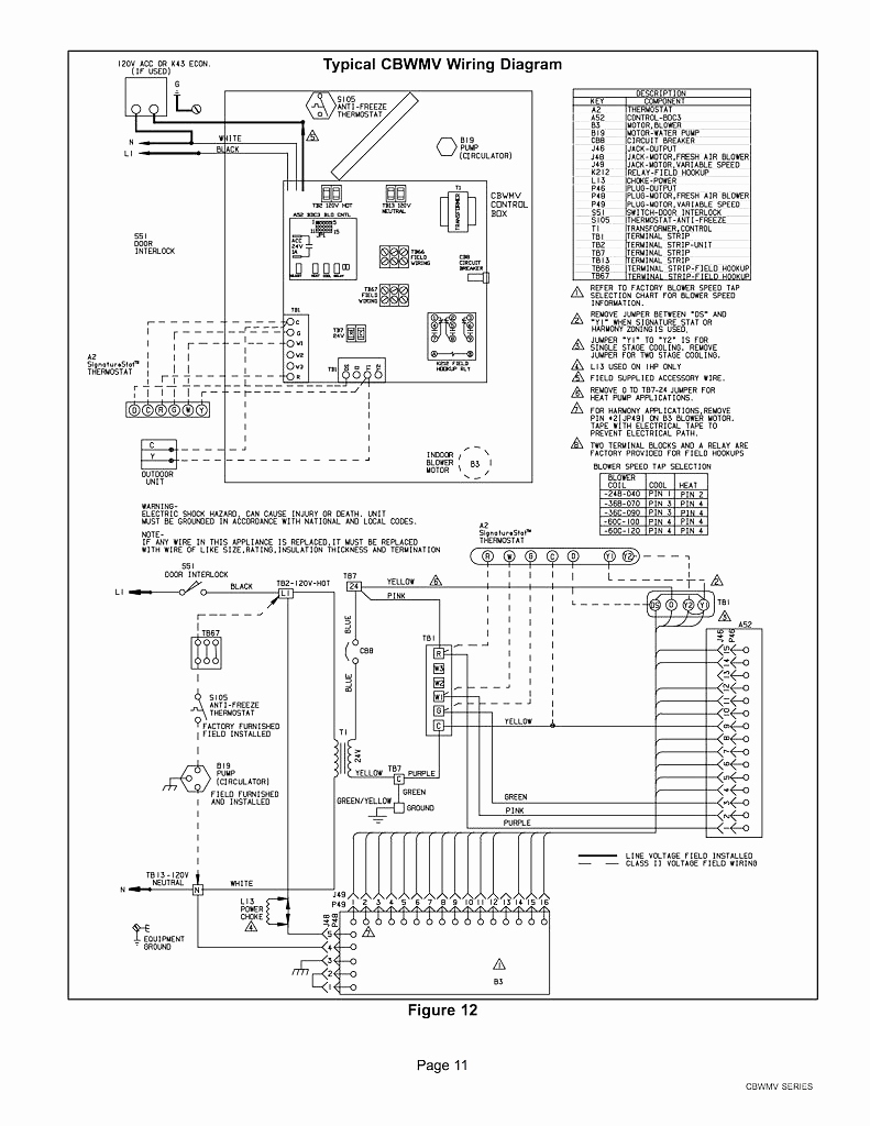 Trane Wsc060 Wiring Diagram Download Sample Diagrams Model Twe