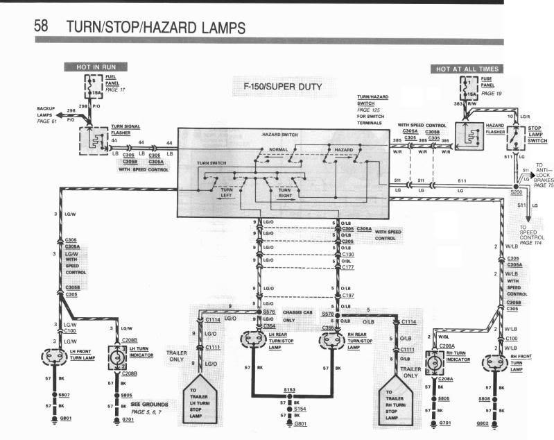 Turn Signal Switch Wiring Diagram - Name Pg058 Views Size 65 1 Kb 4g