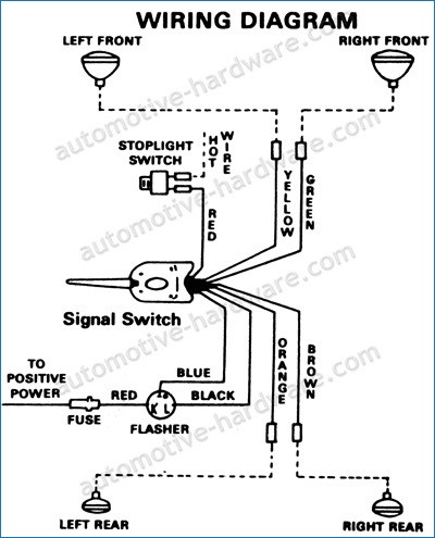 turn signal switch wiring diagram Download-Technical TURN SIGNAL SWITCH PROBLEM 13-h