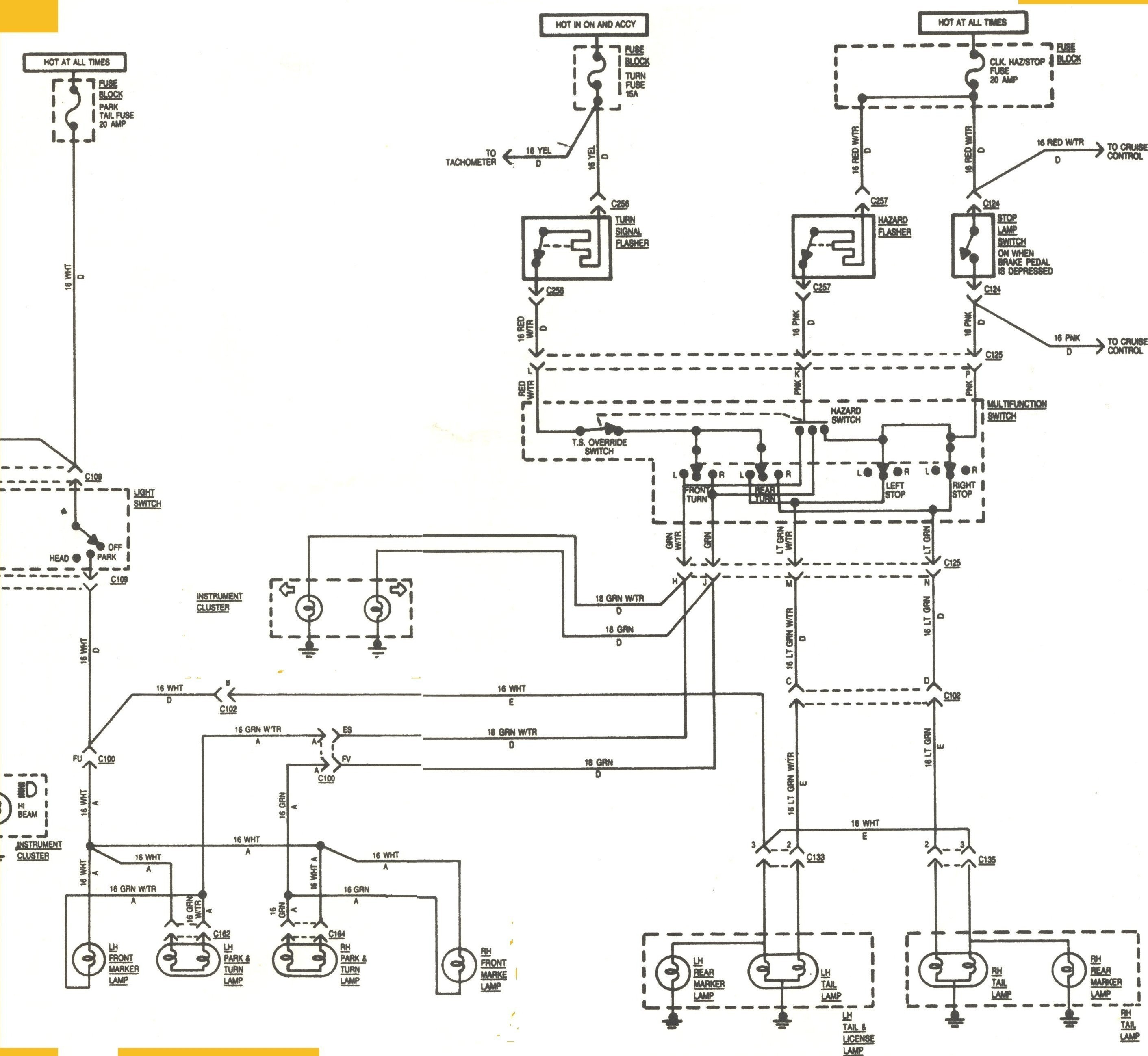 turn signal switch wiring diagram Collection-Wiring Diagrams For Turn Signal New Turn Signal Flasher Diagram Turn Signal Wiring Diagram Turn Signal 11-l